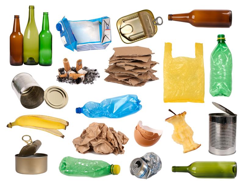Sortering af affald