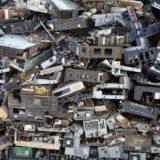 Elektronikaffald og genbrugt IT